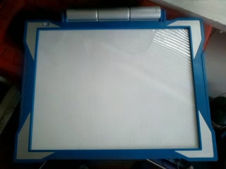 Crayola Light Up Tracing Pad Mod Instructables