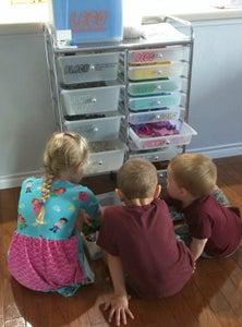 Ultimate LEGO Organization System