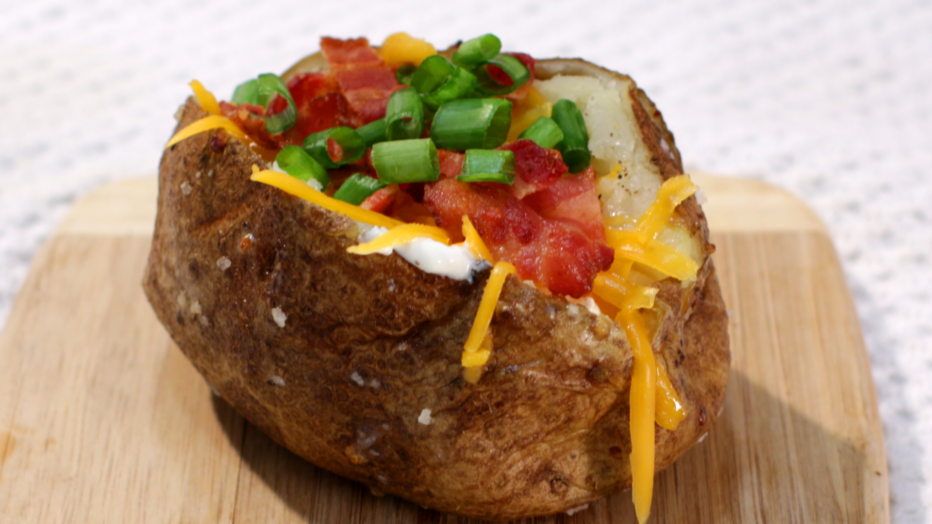 Picture of Perfect Baked Potato