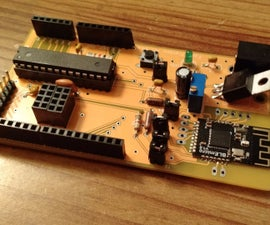Build Your Own Arduino Compatible IoT Development Board