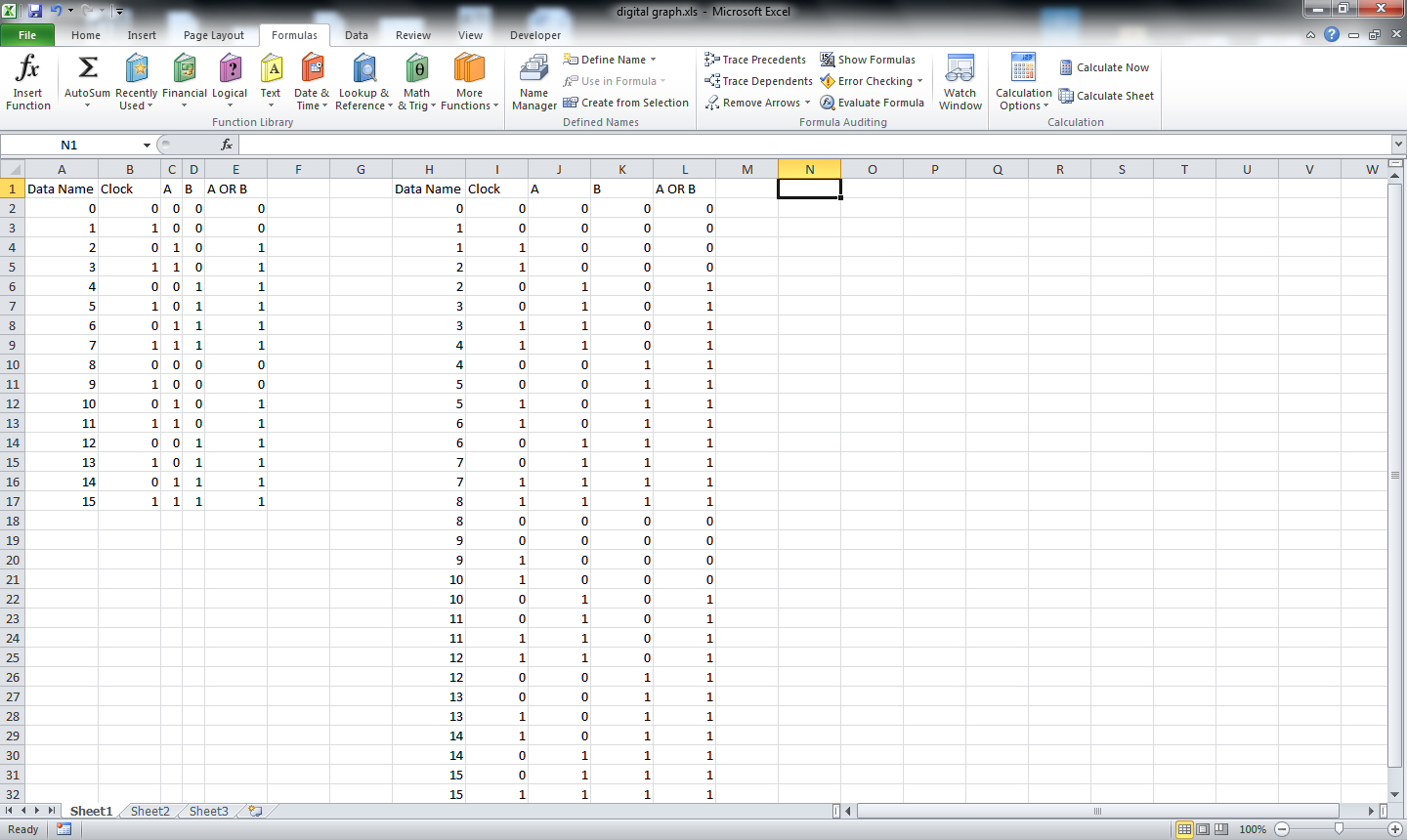 Picture of Manipulate the Data for Drawing
