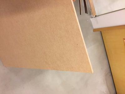 Step 1: Material Preparation