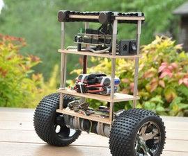 Upside Up - Robot Balancing Revisited