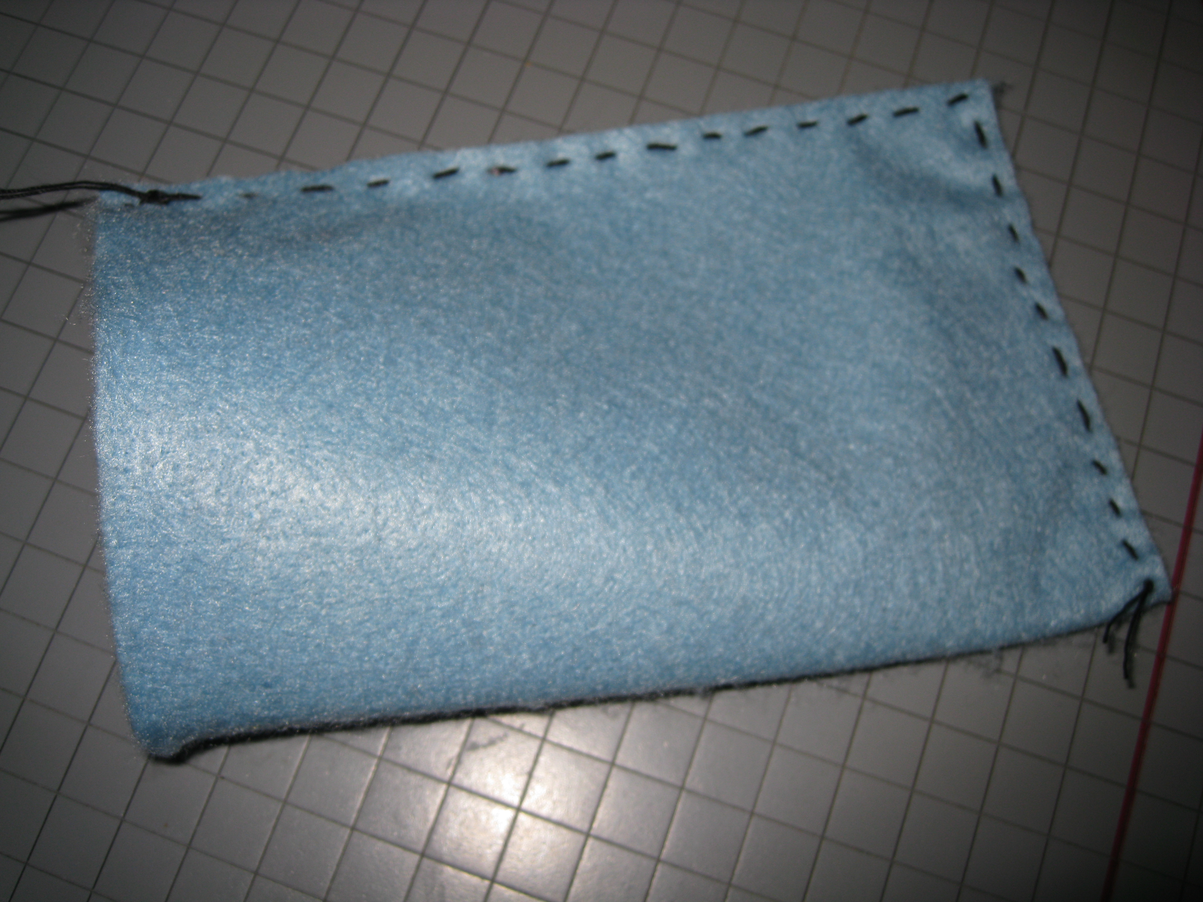 Picture of Sewing the Outer Bag: