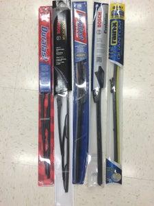 Choosing Wiper Blades