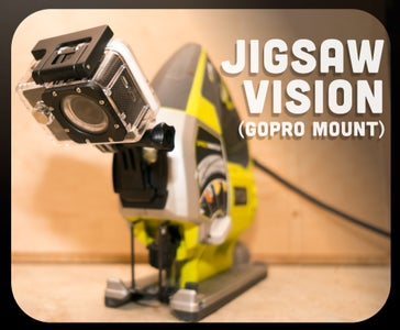 Jigsaw Vision GoPro Mount