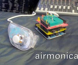 airmonica - a free-air musical instrument