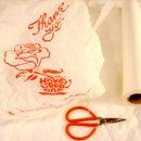 Fuse Plastic Bags into Fabric
