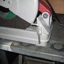Chop Saw Allen Wrench Holder