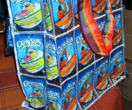 """"""" Capri Juice Tote Bag"""" - Summer Tote Bag - Halloween"""