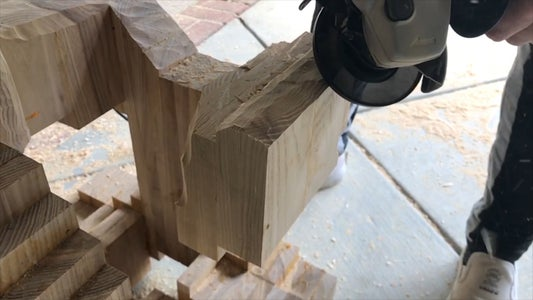 Carving (Lots of It!)