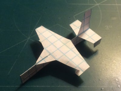 How to Make the Simple SkyTomahawk Paper Airplane