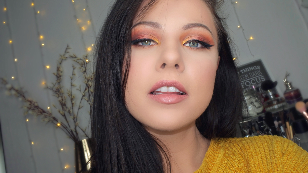 Picture of Morphe Jaclyn Hill Spring Makeup Look