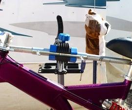 Bicycle Cross Expansion Bar