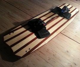 DIY Kiteboard/wakeskate/longboard