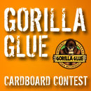 Picture of How to Enter the Gorilla Glue Cardboard Contest