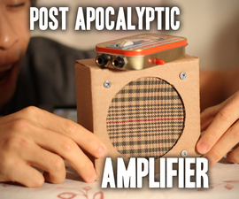 Post-Apocalyptic Amplifier