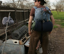 Pantspack: the New Look From Flagrant Vagrant Fashion Studio