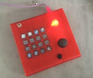 Arduino (AutoCAD) ShortCut Keyboard