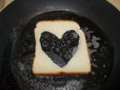 Adding Bread