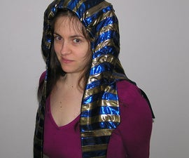 Make an ancient Egyptian Headdress