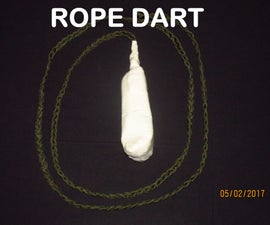 Practice Rope Dart/meteor