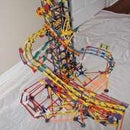 Project Eragon (Knex Ball Machine)