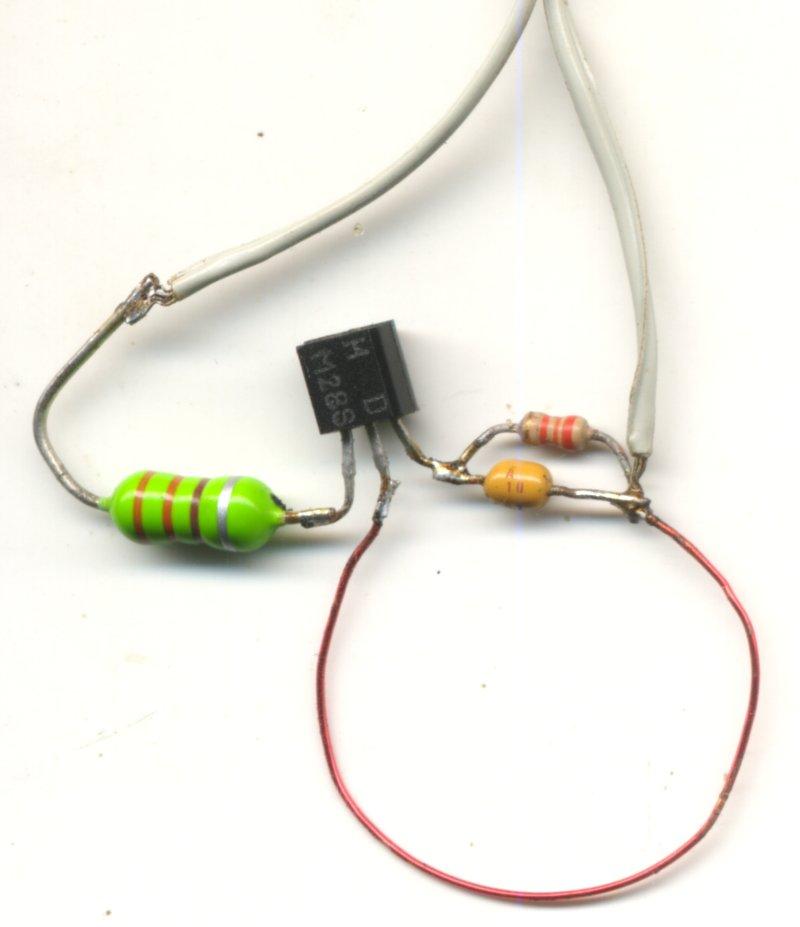 Picture of Construction: Oscillator