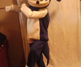 Sonic the Hedgehog Mascot Costume