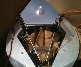 My Stewart Platform (aka the other kind of hexapod)