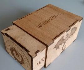 WobbleBox Puzzle Box (trick Box)