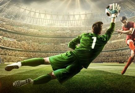 Soccer Goalie's Reaction Training by Arduino