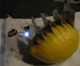 supercharged lemon