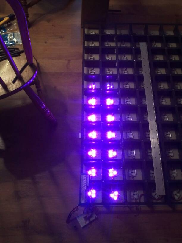 Picture of LED Color Check and Testing