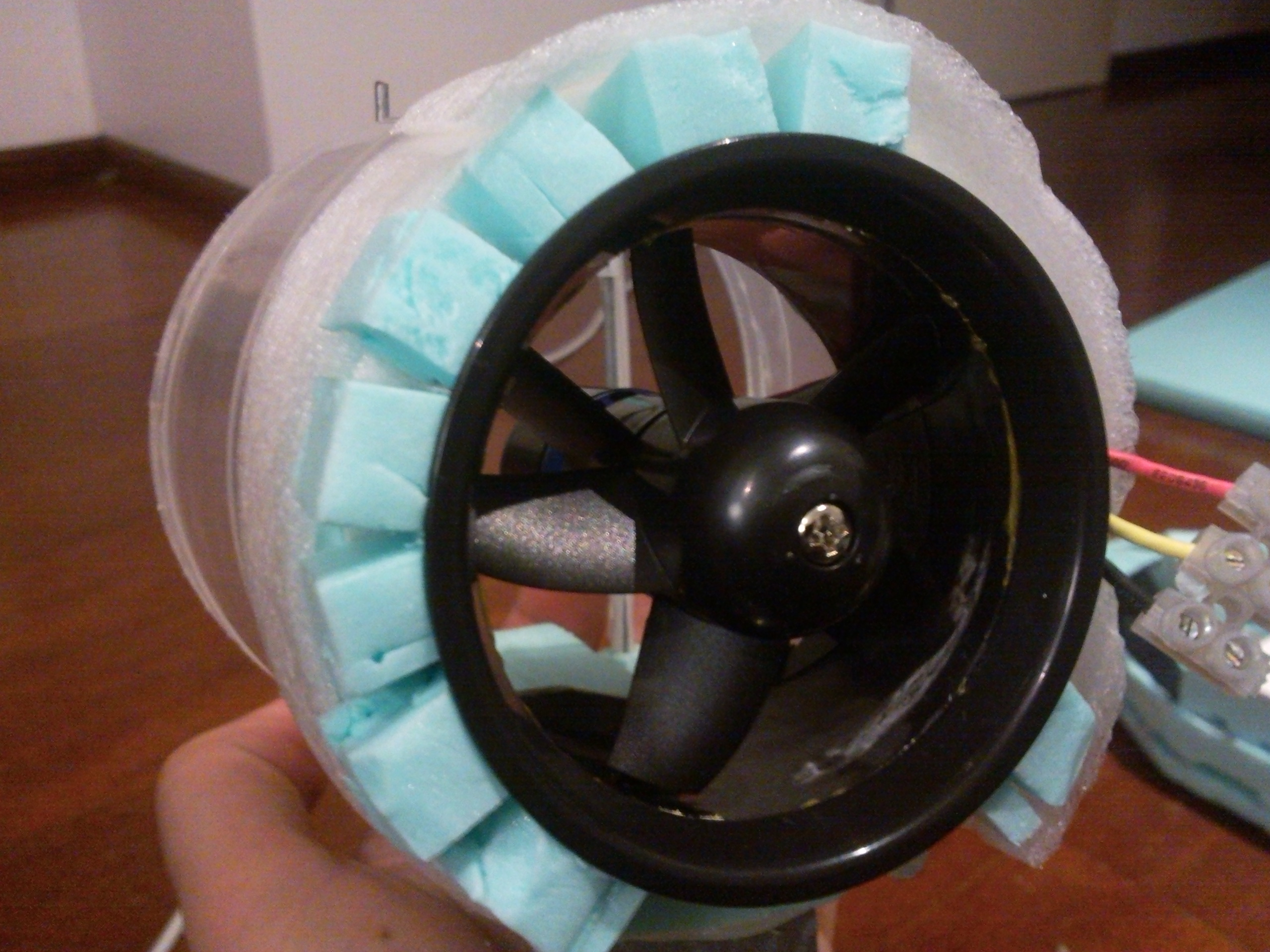 Picture of Thrust Motor Fan Mount