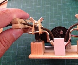 Servo powered peristaltic pump controlled by Arduino