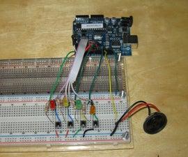 Arduino Simon Says