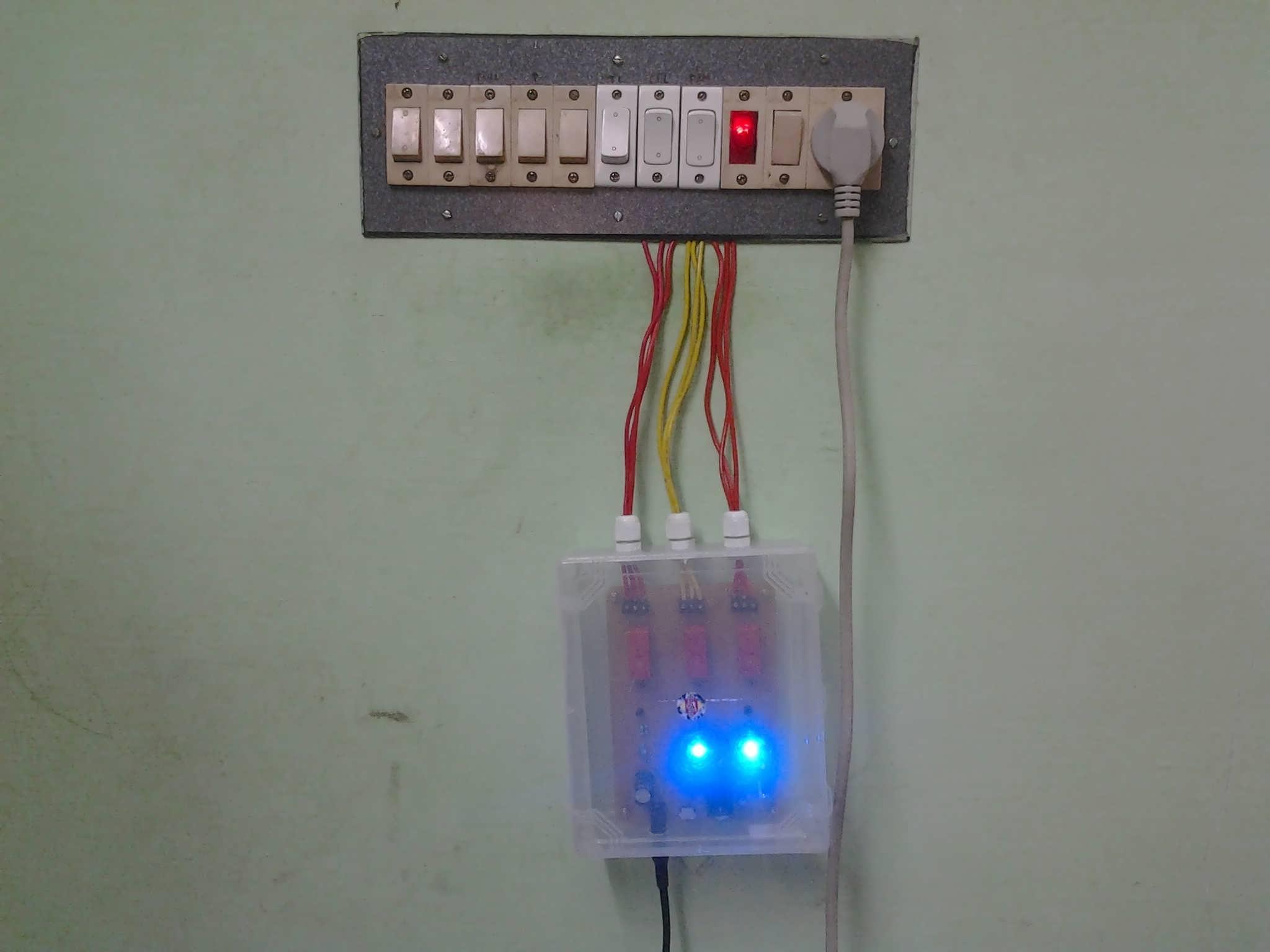 Ir Remote Control Home Appliances 5 Steps Circuit Diagram Of