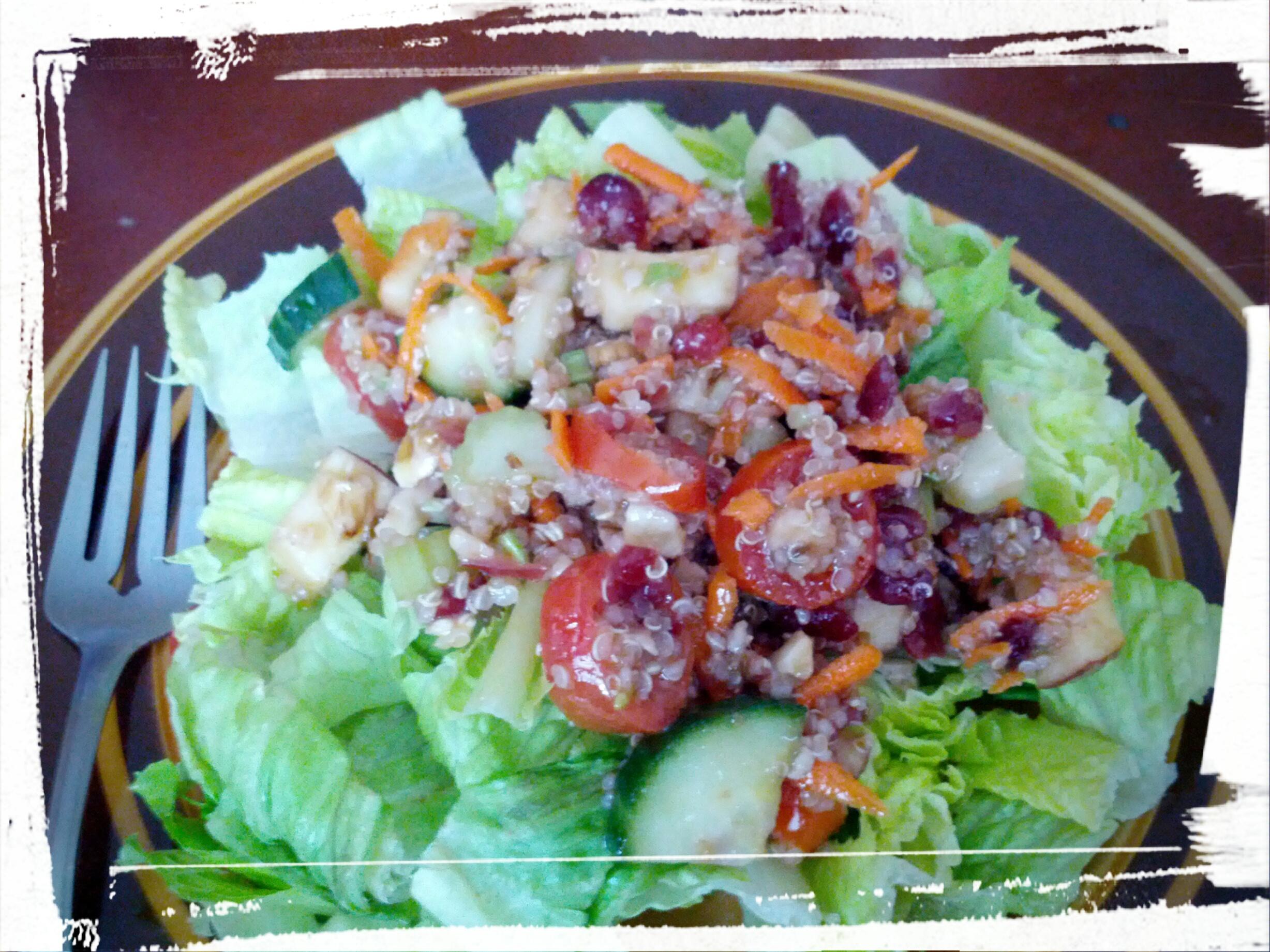 Picture of Quinoa Crazy Healthy Salad