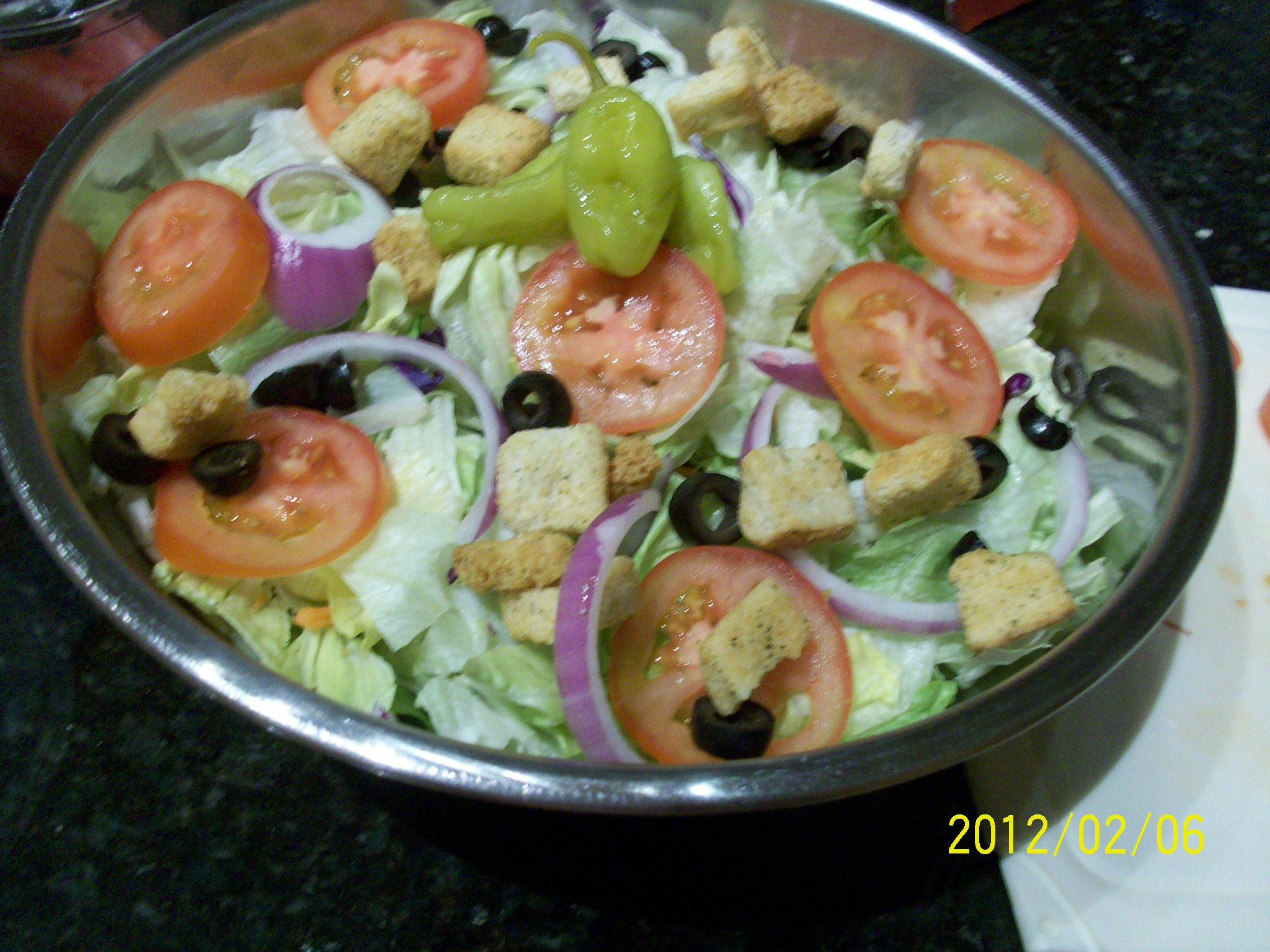 Olive Garden S Salad And Dressing Recipe Hacked 4 Steps