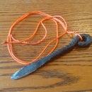 Rope Dart Inspired Throwing Knife!
