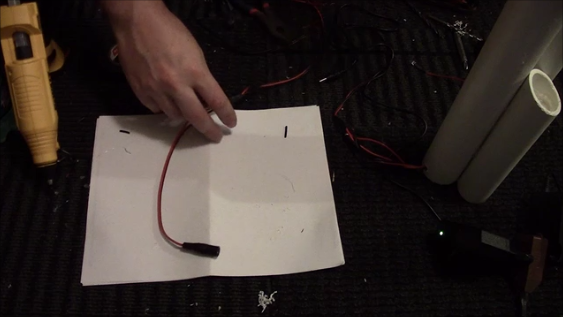 Picture of Pigtail Wireing and POWER!