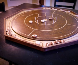 Let's Make a Crokinole Board!