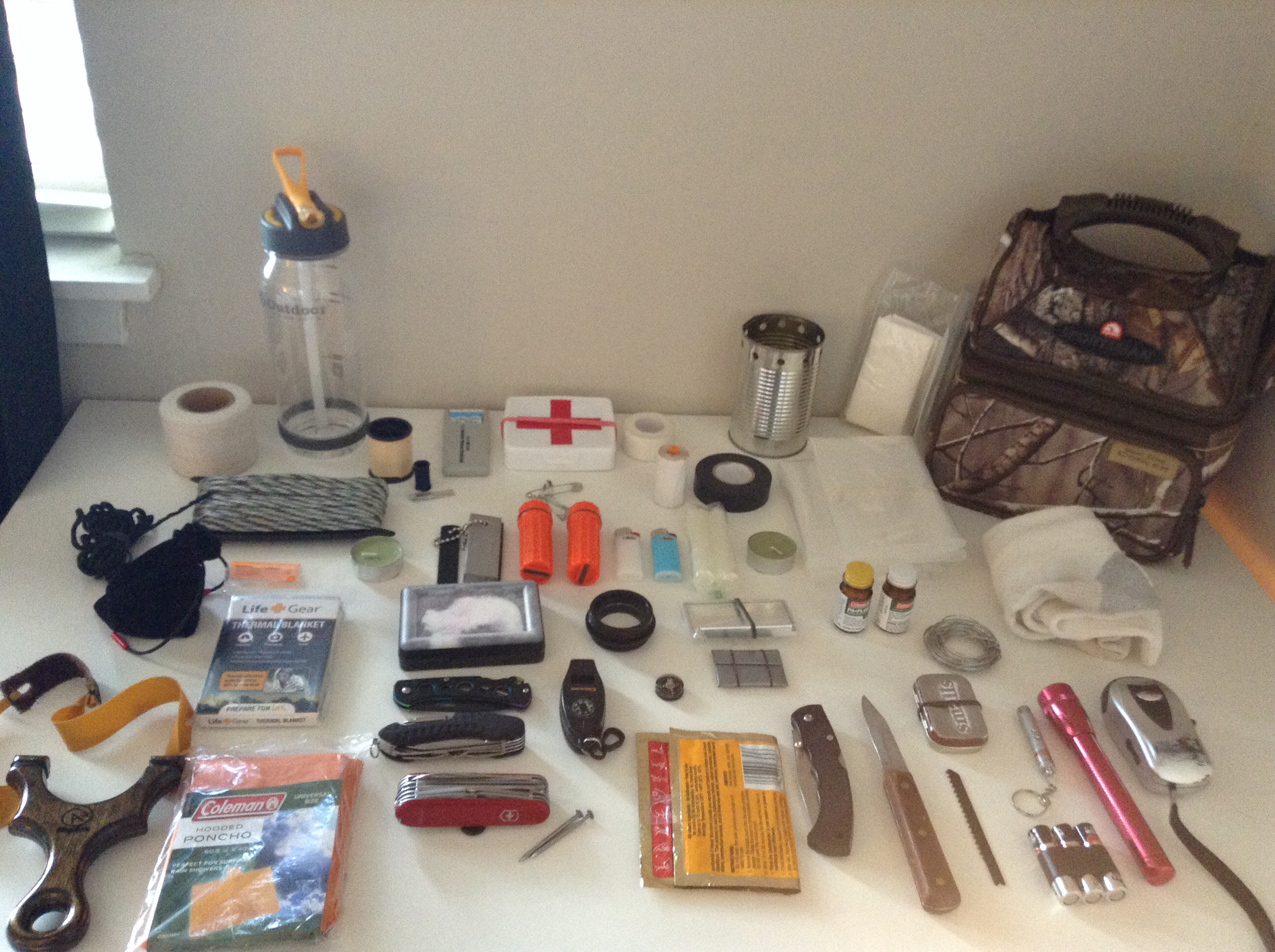 Picture of Wilderness Survival Kit