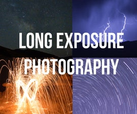 Long Exposure Photography (Super Easy)