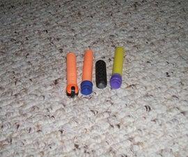 Make your own Nerf darts. AKA: Stefans.