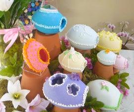 Panorama Sugar Eggs