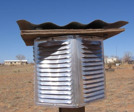 Shelter from the Storm: Remote Thermometer Housing