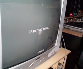 """How to Fix the PS2 """"Disk Read Error"""""""