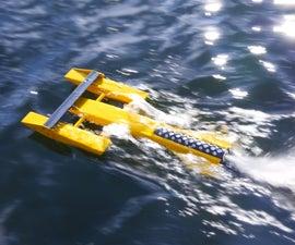 A Better Rocket Boat